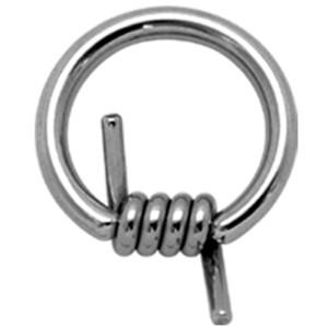 BCR mit Stacheldraht Design 1.6-2.5mm