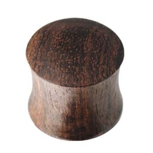 Organix Plug aus Lok-Fah-Holz, Größen wählbar