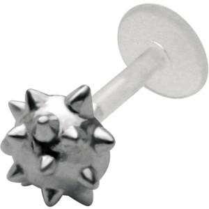 Bioplast Stecklabret mit Wikingerkeule, 1.2x6mm / 1.2x8mm / 1.2x10mm