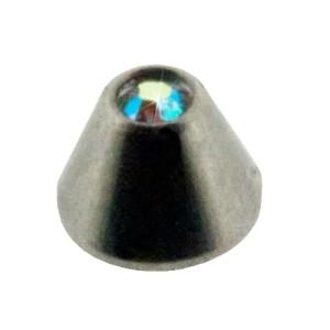 Aufschraubspitze mit Kristall