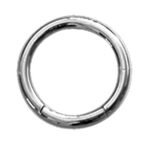 Glatter Segment Ring in 1.2 und 1.6mm Stärke