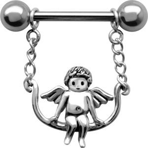 Brustwarzen Piercing ENGEL