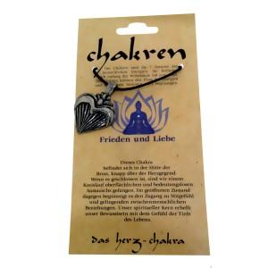 Anhänger - das Herz-Chakra