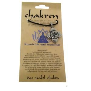 Anhänger - das Nabel-Chakra