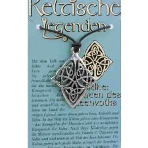 Kettenanhänger keltische Legenden - Sidhe Symbol