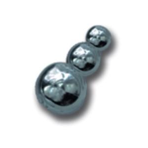 Titan Aufschraubspitze mit 1.0 bis 1.6mm Gewinde
