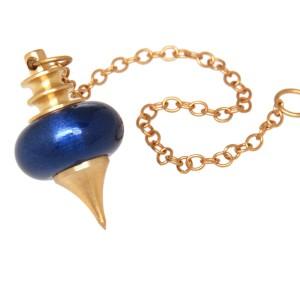 Pendel Mellissium blau 25gr.
