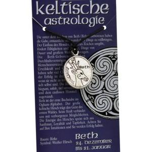 Keltische Astrologie Beth