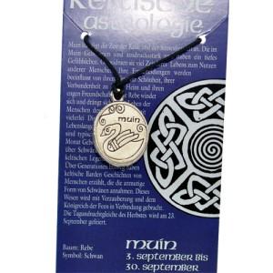 Keltische Astrologie Muin
