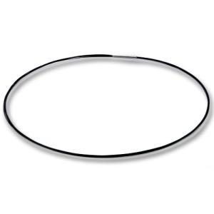 Stahl-Collier aus Edelstahl 7 Stränge