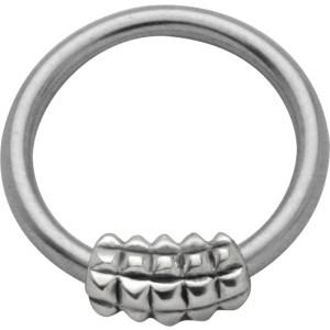 Ball Closure Ring mit Schlagring Design