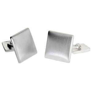 Handgefertigte Manschettenknöpfe aus 925 Sterling Silber