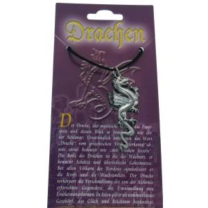 Anhänger mit Drachen Design, geflügelt