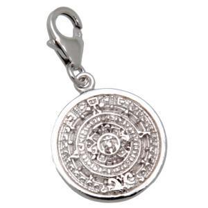 Anhänger für Armband oder Kette Azteken Design