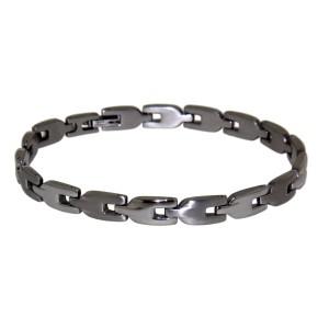 Armband aus Edelstahl 21.5cm Länge