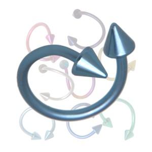Mini Body Twister aus Titan mit Aufschraubspitzen