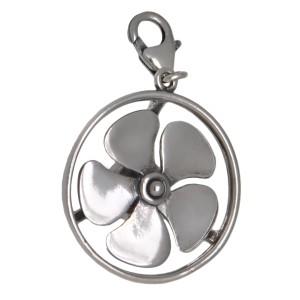 Kettenanhänger Schiffsschraube aus 925 Sterling Silber