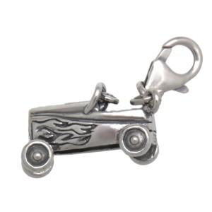 Anhänger Oldtimer aus 925 Sterling Silber