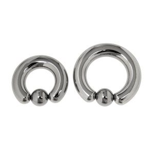 Ball Closure Ring 8,0mm Stärke
