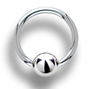 Standard Ball Closure Ring in verschiedenen Stärke