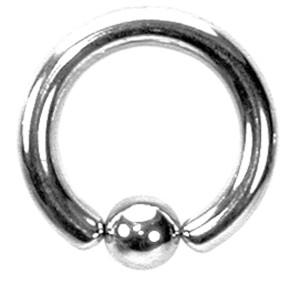 Standard Ball Closure Ring 3,2mm Stärke