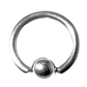 Standard Ball Closure Ring 2,5mm Stärke