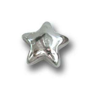 Schraubaufsatz für Labret oder Barbell Hantel Stern