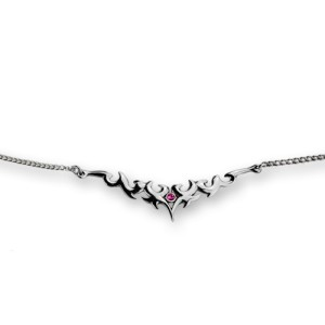 Back Belly Chain aus 925 Sterling Silber