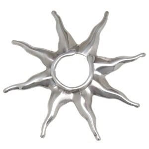 Brustwarzen Clip aus 925 Sterling Silber