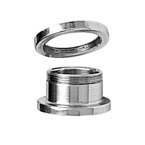 Ohrtunnel aus Stahl 3mm bis 8mm Durchmesser