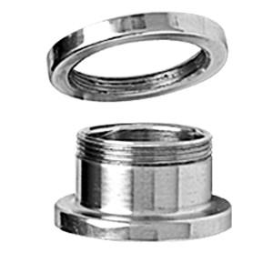 Ohrtunnel aus Stahl 16mm bis 20mm Durchmesser