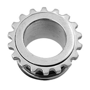 Ohrtunnel im Zahnrad Design 3.0 bis 12.0mm Stärke