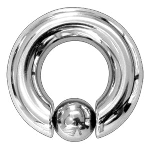 Special Clip-In BCR.  Chirurgenstahl 8.0x22mm