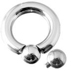 BCR Ring mit Schraubkugel
