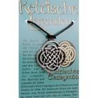 Kettenanhänger keltische Legenden - Erd Symbol