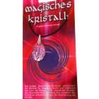 Kristallanhänger mit Kordelkette und Karte 06