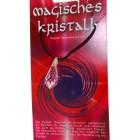 Kristallanhänger mit Kordelkette und Karte 11