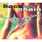 Back Belly Chain Herz aus 925* Silber